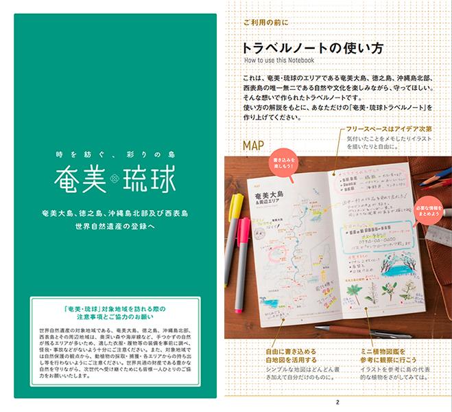 奄美・沖縄周遊トラベルノート